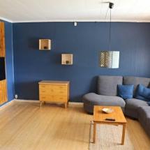 Wohnzimmer Tjärnhöjden