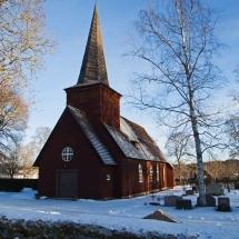 Sunnemo Kirche